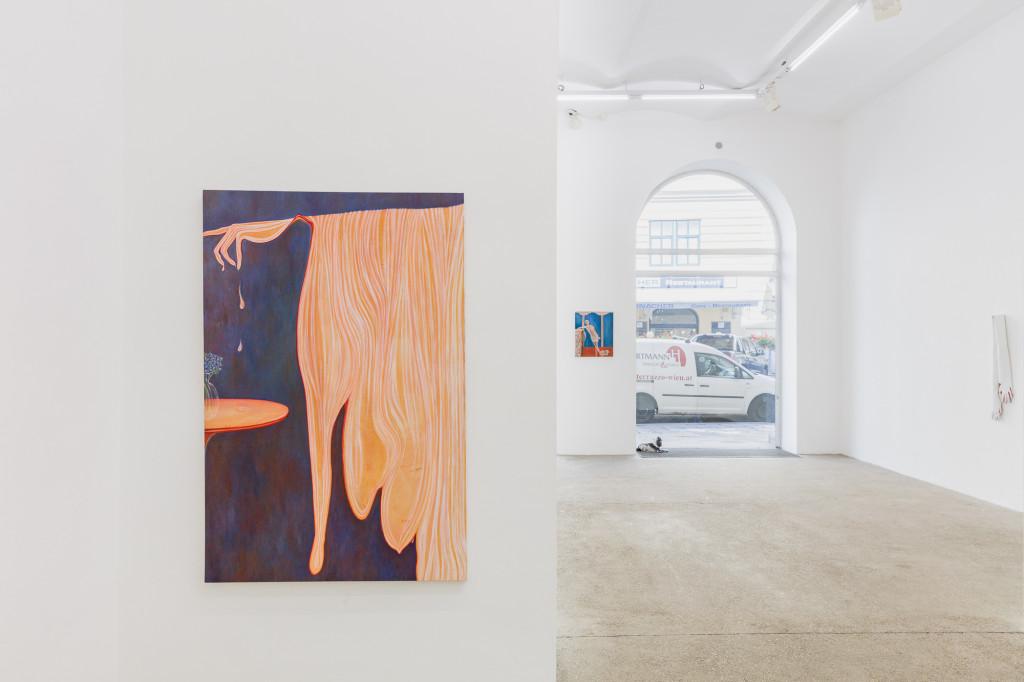 flickering wrists tart vienna/Galerie Elisabeth & Klaus Thoman 2020  ©Galerie Elisabeth & Klaus Thoman/kunst-dokumentation.com